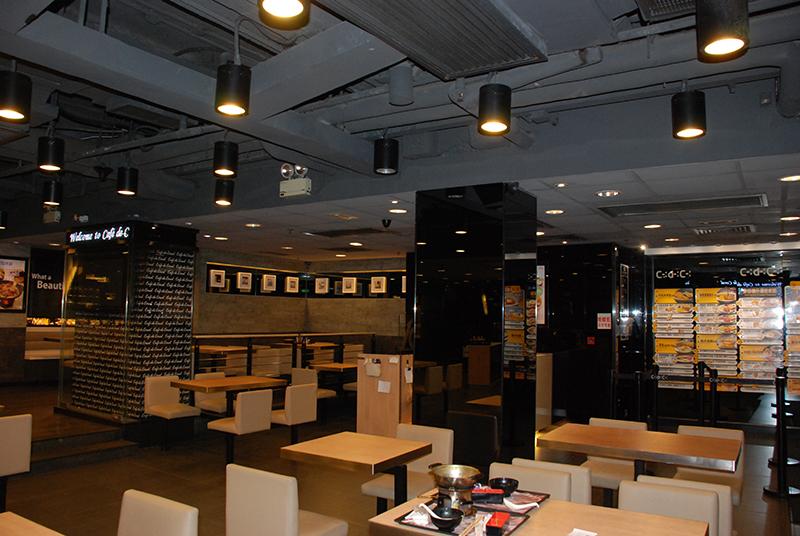 中環快餐店
